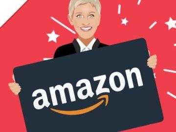 Win a $2,000 Amazon Gift Card!