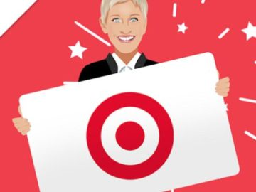 Win a $300 Target Gift Card!