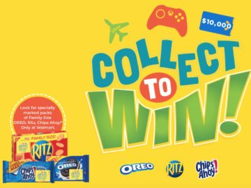 Mondelez Global Walmart Collect To Win (Purchase/Mail-In)