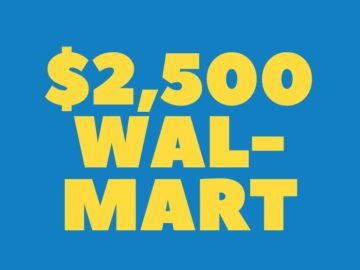 Nexium 24HR Walmart 2018 Football Promotion