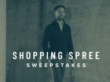 Florsheim Shoes Shopping Spree Sweepstakes