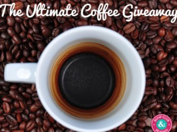 Haven Life's Ultimate Coffee Giveaway