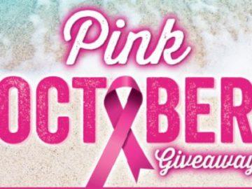 """Margaritaville's """"Pink October"""" Giveaway"""