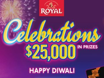 Royal Celebrations Sweepstakes