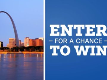 Southwest Airlines St. Louis Getaway Sweepstakes