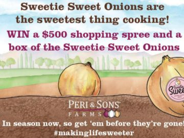 Farm Star Living Sweetie Onion Sweepstakes