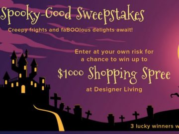 Spooky Good Sweepstakes