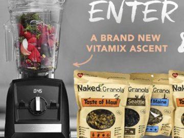 Naked Granola Giveaway
