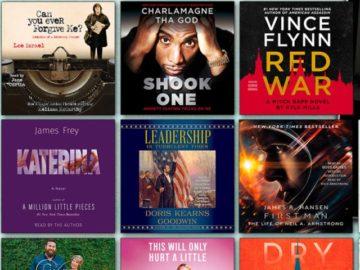 Book Page & SimonAudio Audiobook Sweepstakes