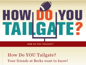 Berks How Do You Tailgate Sweepstakes