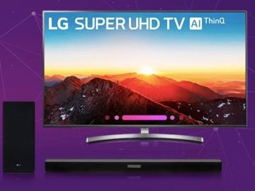 Buydig Super UHD TV and Home Theater Sweepstakes