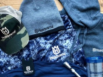 Husqvarna Professional Products Fall Swag Contest