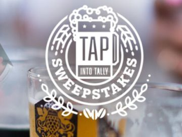 Visit Tallahassee Tap Into Tally Sweepstakes