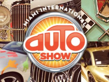 Miami International Auto Show Vehicle Sweepstakes