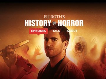 Spirit Halloween Eli Roth's History of Horror Sweepstakes
