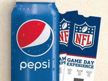 2018 Pepsi NFL Drive-Away Sweepstakes – Very Limited States