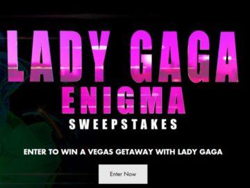 Alamo Drafthouse Cinemas Lady Gaga Enigma Sweepstakes