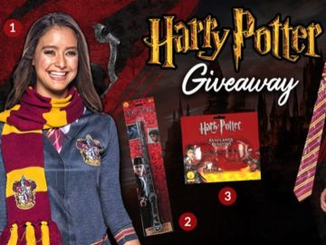 Ultimate Harry Potter Costume Sweepstakes