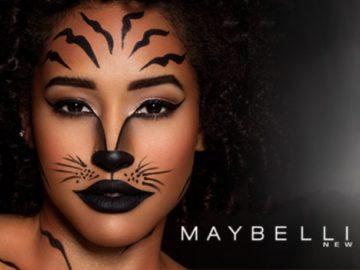 Maybelline & Garnier Spin & Slay Halloween Beauty Giveaway