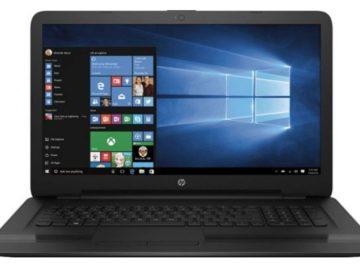 Win a 17.3″ HP Pavilion Laptop!