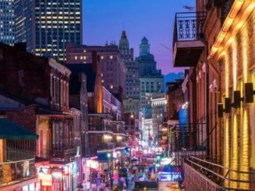 Southwest Unforgettable Vacation in New Orleans Sweepstakes