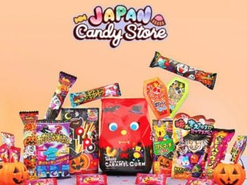 Win a Japanese Halloween Candy Haul!