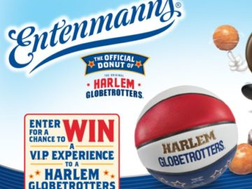 Entenmann's All Star Harlem Globetrotters Sweepstakes