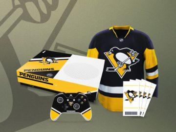 EA Sports Pittsburgh Penguins Sweepstakes