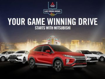 "Your ""Game Winning Drive"" Starts with Mitsubishi Sweepstakes"