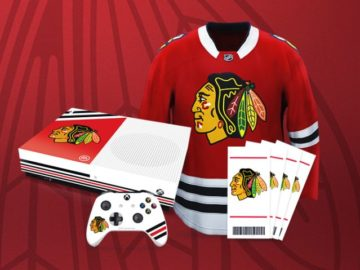 EA Sports Chicago Blackhawks Sweepstakes