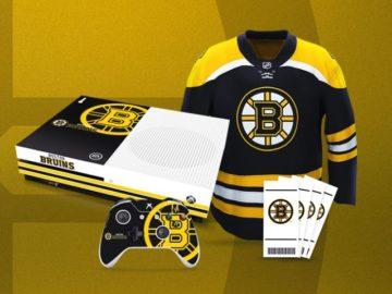 EA Sports Bruins Sweepstakes