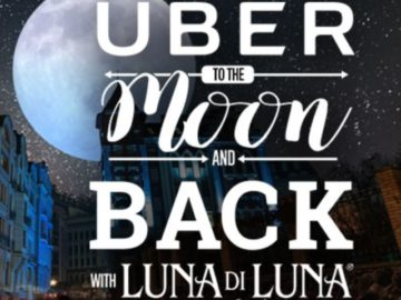 Luna Di Luna And Uber Sweepstakes
