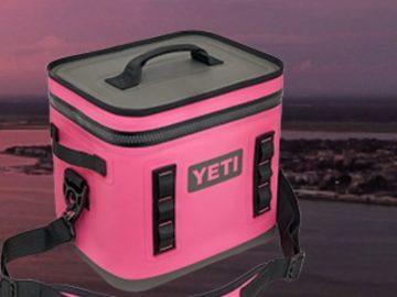 Yeti Harbor Pink Hopper Flip 12 Giveaway