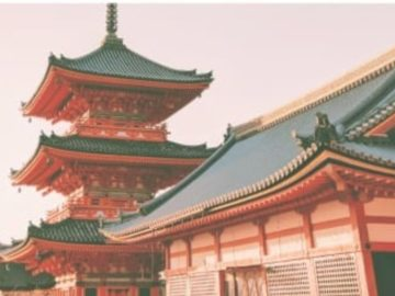 Win a Retreat for Two to Kyoto, Japan