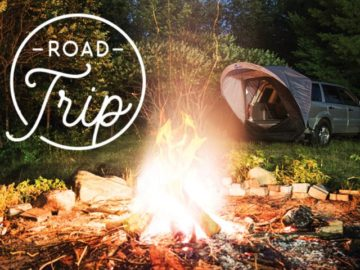 Napier Road Trip Sweepstakes