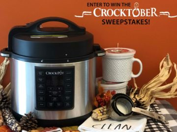 Crock-Pot brand Crocktober Sweepstakes