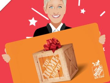 Win a $300 Home Depot Gift Card!