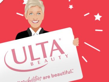 Win a $300 Ulta Beauty Gift Card!
