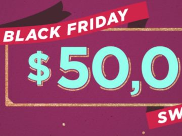 QVC & HSN Black Friday $50,000 Sweepstakes