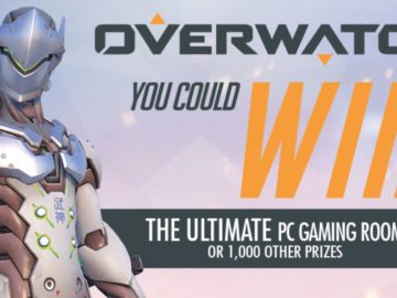 Kellogg's Overwatch Instant Win Game