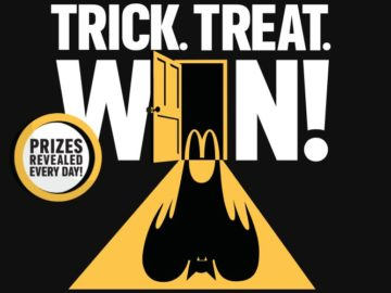 Mcdonald's Trick. Treat. Win! Sweepstakes and Instant Win