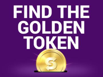 Subway Golden Token Instant Win Game