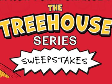 Treehouse Book Series Sweepstakes