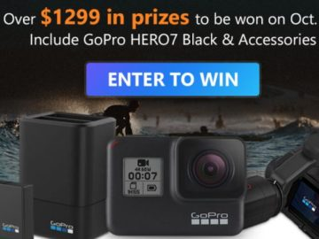 Win a GoPro with VideoProc Sweepstakes