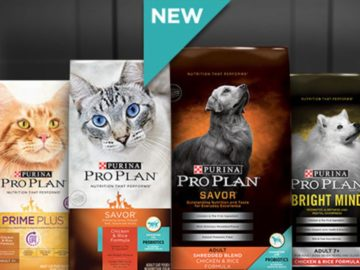 Purina Pro Plan Possibilities Sweepstakes and Instant Win Game