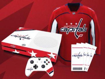 Washington Capitals EA Sports Xbox Sweepstakes