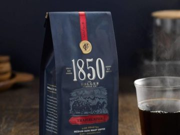 Folger Coffee 1850 Bold Pioneer Contest