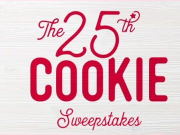 Betty Crocker 25th Cookie Sweepstakes