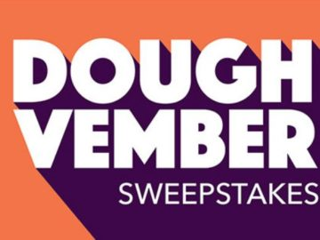 One Main November Doughvember Sweepstakes