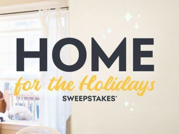 Synchrony Financial Home for the Holidays Sweepstakes